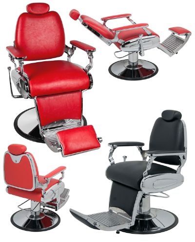 707 Jaguar Barber Chair