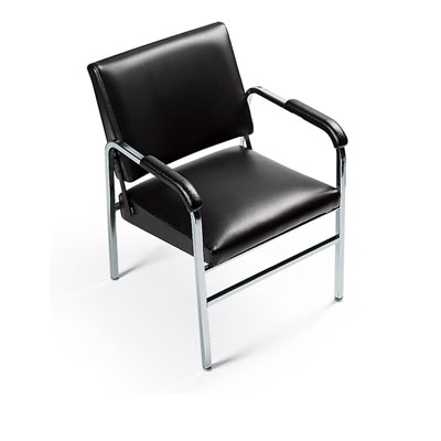 Global B409 Shampoo Armchair - Black