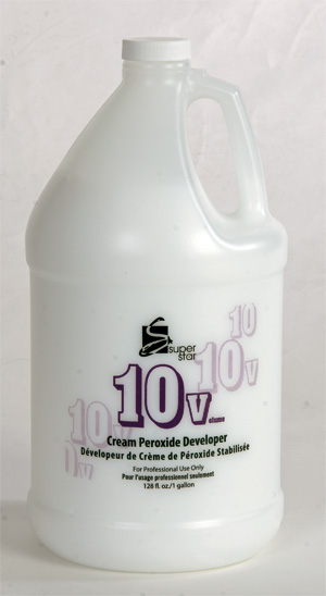 Marianna Super Star 10 Vol Cream Stabilized Developer - Gallon