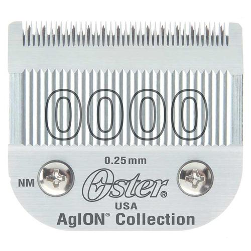 Oster 76 Arctic AgION Detachable Blade #0000