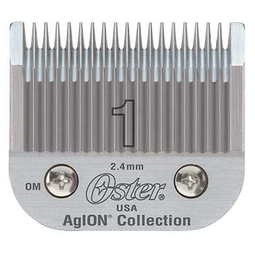 Oster 76 Arctic AgION Detachable Blade # 1