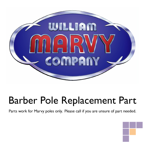 Marvy 25 Watt Replacement Light Bulbs For Barber Poles